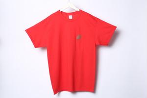 ブライアン「コーヒー豆Tシャツ(赤)」