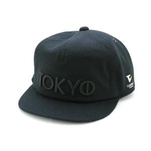 TONBOWのTOKYO CAP -SPECIAL BLACK-