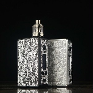 R150 carving Edition by Hotcig【正規品】【送料無料】【カラー各種】【150W】【2 × 18650】【High-end TC Box Mod】【温度管理 VAPE】