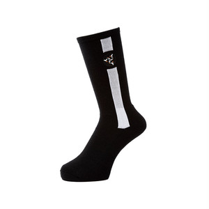 WHIMSY - 32/1 POZESSION SOCKS (Black)