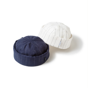 【TIGHTBOOTH】STRIPE ROLL CAP