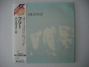 【CD】FREE / HIGHWAY