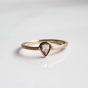 Rose Cut Diamond Ring / Madrid(R122-YD)