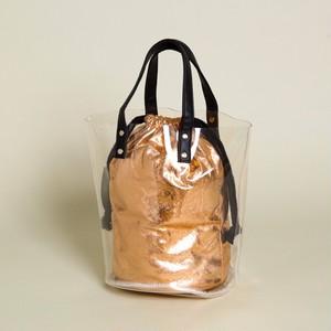 Clear Gold Purse Bag