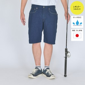 "最新作!!""The Top Water""  FISHING LIGHT DENIM SHORT PANTS BW-106FLS"