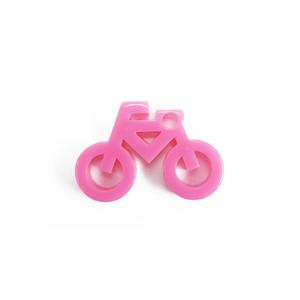 "Figure Key Holder ""Bicycle"" フィギュアキーホルダー ""バイシクル"""