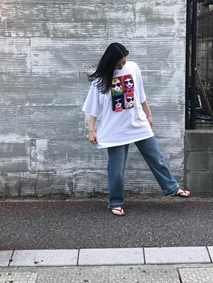 サングラスレディTシャツ