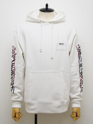 EGO TRIPPING (エゴトリッピング) ESPYONE×EGO TRIPPING SWEAT PARKA / WHITE   663310-00