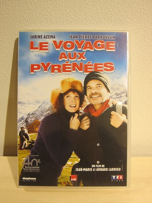 【dvd】le voyage aux pyrenees/アルノー&ジャン=マリー・ラリユー(jean-marie et arnaud larrieu)