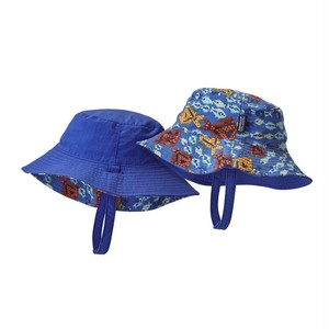 Patagonia Baby Sun Bucket Hat  ( DOIBカラー ) キッズ パタゴニア  サンバケットハット
