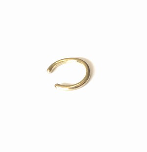 K18YG body jewelry #0008 RING