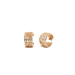 GASOMETER EARRINGS GOLD 〜知られざるローマの産業考古学コレクション〜