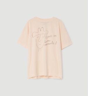 【THE ANIMALS OBSERVATORY 】プリントTシャツ |ROOSTER KIDS T-SHIRT / 542-107EK