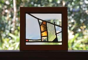 『新規出品』 パッチワーク風ステンドグラス