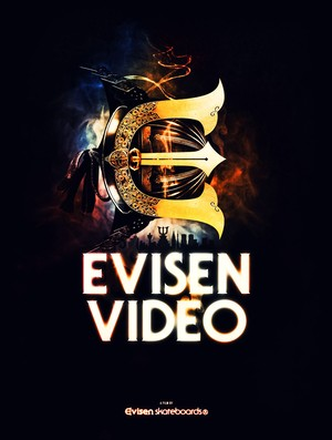 EVISEN VIDEO エビセンビデオ EVISENSKATEBOARDS