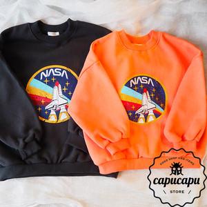 [即納] NASA 宇宙飛行機 スウェット