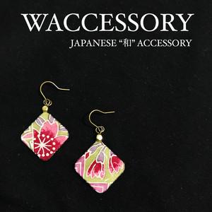WACCESSORY『遥』_ピアス/イヤリング