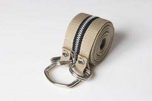 NP030|Exchangeable Twin Tape Belt【Dioscuri】#BEG