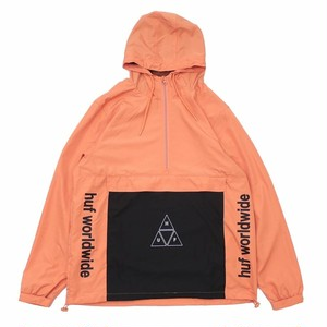 HUF peak 3.0 anorak jacket