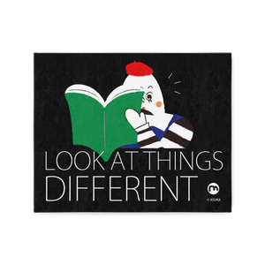 アート【LOOK AT  THINGS DIFFERENT】