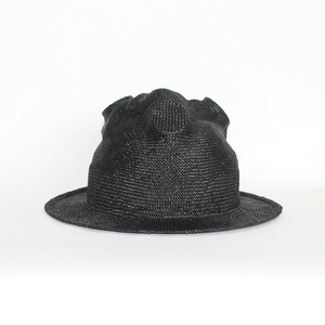[curione] grave straw hat