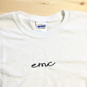 EMCシンプル刺繍TEE