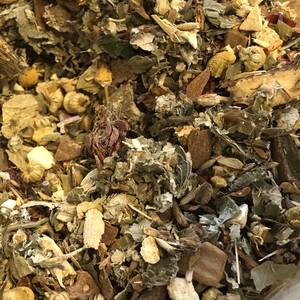 有機薬草茶 冷え症(茶葉量り売り40gまでの注文専用:10g単位)