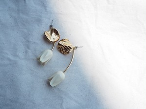 tulip vintage pierce/earrings