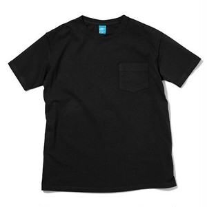 Good On / グッドオン | S/S CREW NECK POCKET T-SHIRTS _ Black
