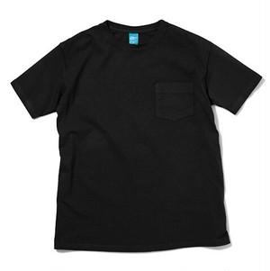Good On / グッドオン | S/S CREW NECK POCKET T-SHIRTS _ Black