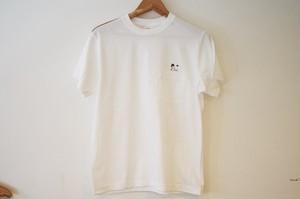 kenohiオリジナルTシャツ(ポケット付)+栞