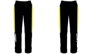 LDPP003 Piste Pants_Yellow