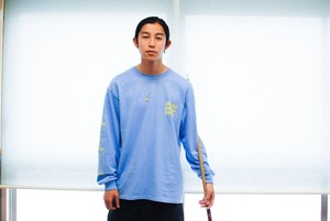 Limited Color L/S T-shirt