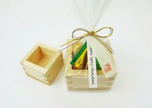 カエル五勺升 和のスパイシーチョコレート「山椒・生姜・胡椒」c5msc-1802