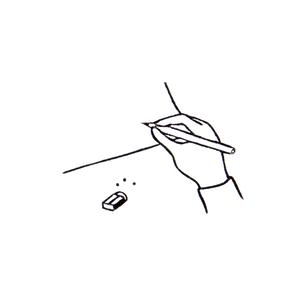 置手紙/えんぴつ A letter / Pencil