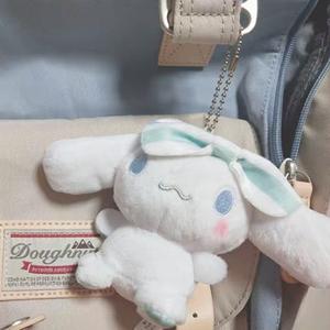 【小物】ストラップ人形かわいい玉桂犬10cm