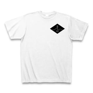 Number8 SURF CLUB(ナンバーエイトサーフクラブ) 胸元ブラックDiamondロゴTシャツ