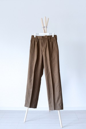 """【Deadstock】""""No2 Dress or Barrack"""" 1990-2000s British Army Dress Pants"""