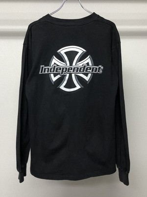 1990s INDEPENDENCE L/S T-SHIRT