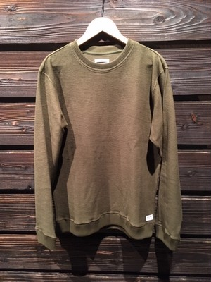 Banks Journal DASHBOARD FLEECE  AFL0256  U.Green Mサイズ