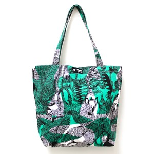 "441 yon yon ichi/Tote bag ""jungle here"""