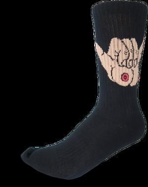 Titty-Shaka Socks