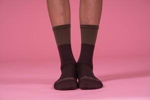 TEAM DREAM BICYCLING TEAM / NEW Tonal Dip Socks