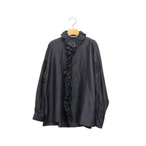 TOUJOURS /トゥジューRuffle Shirtラッフルシャツ【TM31BS01】