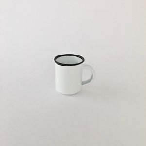 琺瑯のエスプレッソマグ|Enamel Espresso Mug