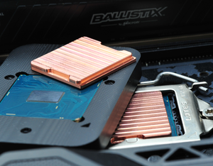 Copper IHS for LGA 1150-1155(with)ガイド付き