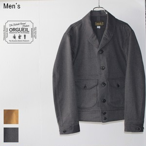 ORGUEIL コサックジャケット COSSACK JACKET  OR-4068B (BLACK)