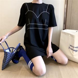 デザイン半袖Tシャツ 9793