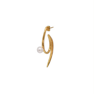 HOOK PEARL PIERCE - S