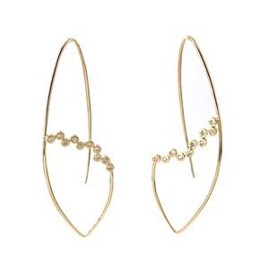 Line Diamonds Earrings